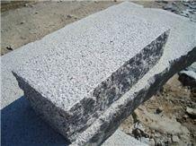 G603 Bianco Sesame Bacuo White Granite Pavers/Cube Stone/Cobble -Niya