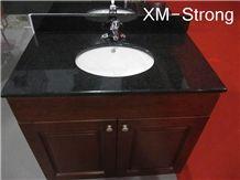 G684 Black Granite Countertop,G684 Granite Kitchen Countertop,G684 Granite Countertop