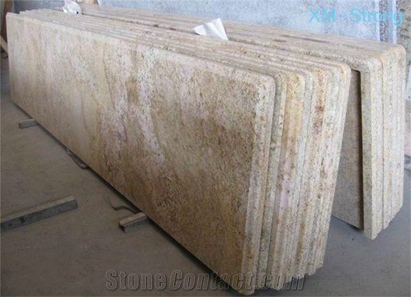 Golden King Granite Kitchen Countertop Golden King Granite