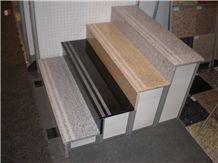 G603 Granite Stairs & Steps, China Grey Granite