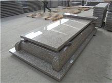 G664 Granite Monument & Tombstone