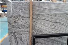Earl Grey Marble Tiles & Slabs, Import Marble Material Slabs, Cut to Size Tile