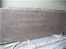 Peacock Red Granite Tiles,Slabs