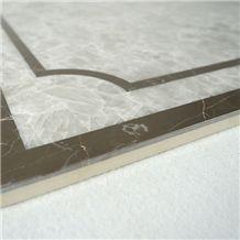 Grey Marble Slap&Composit Polished Marbel Flooring Tile&Water Jet Grey Marble, Venus Grey Marble Slabs & Tiles