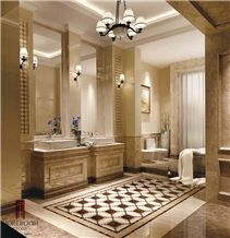 Oman Marble Oman Rose Marble Wall Covering Tiles Marble Floor Covering Tiles Marble Tiles & Slab Marble Skirting for Hotel, Oman Red Marble