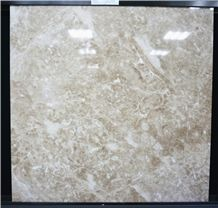 Syria Cappuccino Dark Marble , Honed Cappuccino Light Mabrle Flooring Frech Pattern Slabs & Tiles