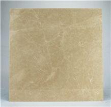 Turkey Yarisli Burdur Beige Marble, Composite Marble Wall Covering Tiles