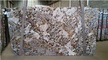 Delicatus Cream Granite Slabs