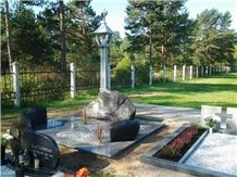Bonaccord Black Granite Monument