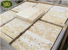 Dominican Coral Stone Pavers, Classic Coral Stone Cube Stone & Pavers