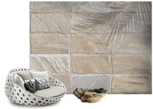Quartzite Wall Tiles, Villafranca Doseo Quartzite Wall Tiles