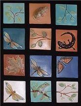 Hand-Paints Tiles