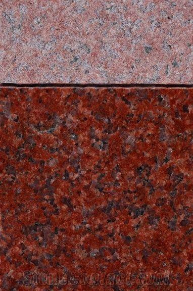 Crimson Red Granite From United States Stonecontact Com