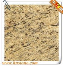 Giallo Nova Veneceziano, Yellow Granite Tiles & Slab, Polished Wall Cladding