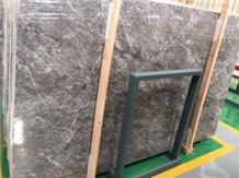 New Grey Tiflet Slabs & Tiles, Gris Tiflet Marble Slabs