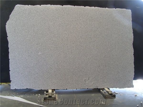 White Mount Airy Granite Slabs Caesar White Granite Tiles