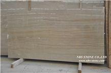 Laurence Wood Marble Tiles & Slabs Polished Beige Marble Tile & Slab