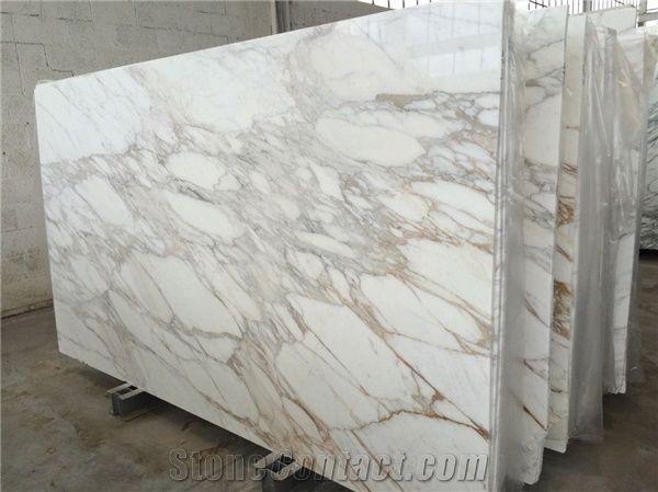 Calacatta Vagli Oro Marble Slabs Tiles White Marble Italy
