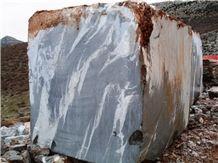 Montana Silver Ice Marble Blocks