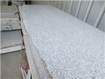 Cheap Price China Pearl White Granite Small Slabs & Tiles for Kitchen/Bathroom Tops