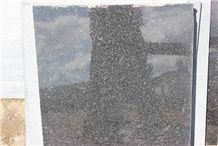 Royal Black Diamond Granite Cut to Size Polished Tiles for Floor Covering, China Black Granite