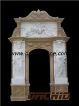 Carved Natural Marble Door Sill & Window Sill