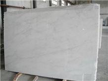 China Statuario Marble Slabs & Tiles/China White Marble Slabs Polishing Tiles