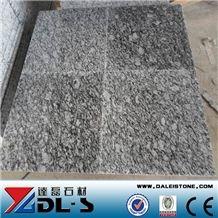 China White Sea Wave, Spray White, Flower Grey Granite Floor Tiles Big Slabs