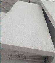 White Sandstone Tile Slab Honed, China White Sandstone