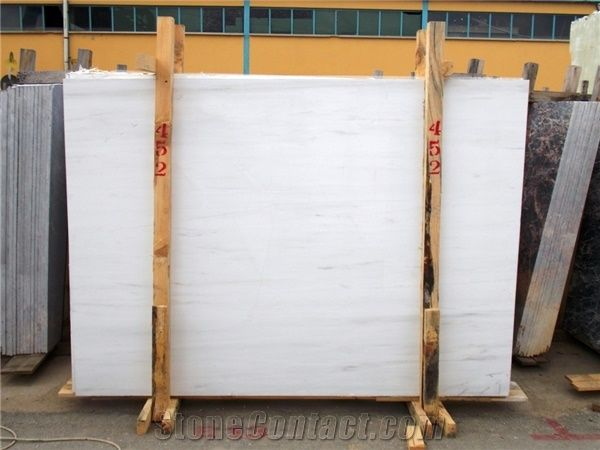 Dolomite Stone Slabs : White dolomite marble tiles slabs turkey