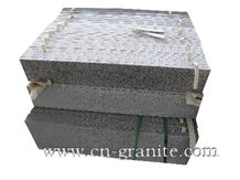 China Own Factory Grey Granite Stairs Cut to Size for Step Paving,Stairs Pattern,Wholesaler-Xiamen Songjia