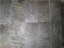 Deoli Green Slate Tiles, India Green Slate