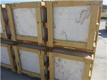 Estremoz White Marble Tiles, Ladrilho Branco