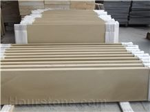 China Yellow Sandstone, Sichuan Yellow Sandstone,Honed, Slabs&Tiles for Floor Covering
