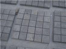 Granite G684 Cube Stone