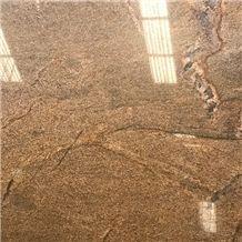 Gold Granite, Amarillo Venezuela, Oro Venezuela