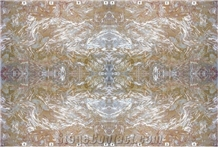 Golden Rriver Marble, Italy Gold Marble