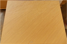 Golden Yellow Sandstone Tile,Yellow Wood Sandstone