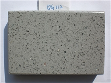 Grey Crystal Quartz Stone Slabs,Caesar Stone