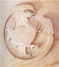 Sandstone 3d Carving,Cnc Sculptures,Engravings