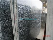 Spray White Granite Slabs,Wall Cladding Tiles