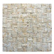 Travertine Split Mosaic Tile for Walling