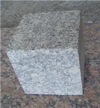China Natural G602 Granite Cubestone Paving Setts