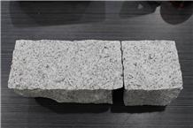 G601 Cubestone Outside Silver Grey Granite Pavers