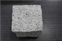 G601 Light Grey Granite Cubestone for Paving