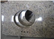 Kitchen Granite Countertops G682 Yellow Granite