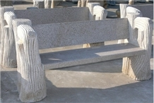 Granite Outside Bench,Natural Stone Exterior Bench