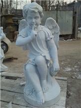 Marble Angel Sculptures, Handcarved Sculptures