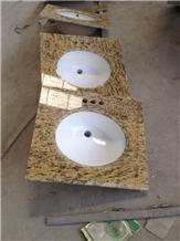 Topazic Imperial Granite Vanity Bath Standard Tops