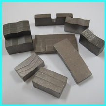 Diamond Segment Carbide Tips Diamond Tips
